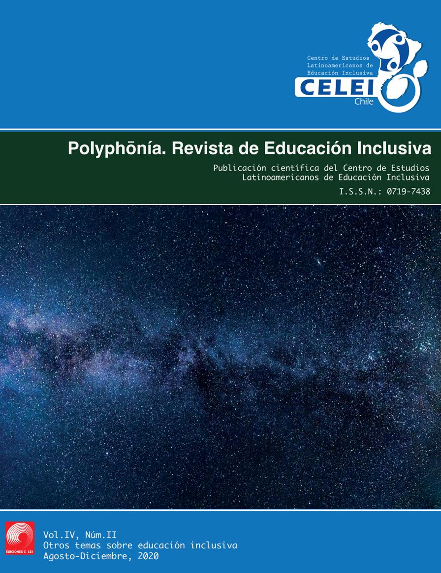 Polyphōnía. Revista de Educación Inclusiva